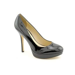 Joan & David Flipp Patent Leather Heels